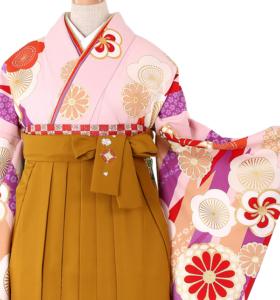 山本美月卒業袴No.055-01553