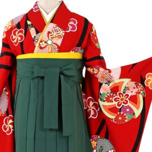 卒業袴レンタル3L大きいサイズ3万円以下0196
