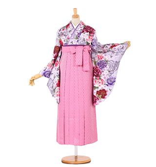 卒業袴レンタルNo.055-0263SM-320