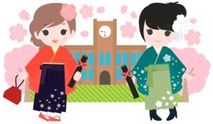 卒業式袴レンタル大きいサイズ3万円以下トップ2人640