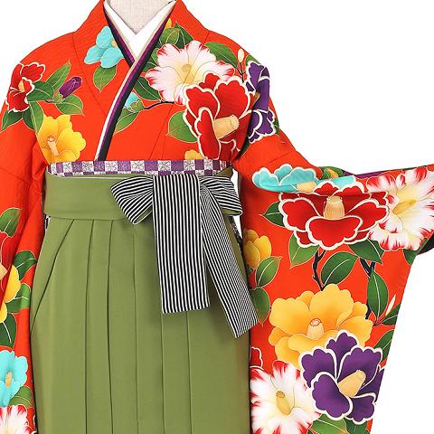 ネット着物レンタルの着物レンタル365で9月に入荷した新着卒業袴をブランド袴からピックアップてご紹介しています。SPIRALGIRL卒業袴レンタルNo.055-0473-L