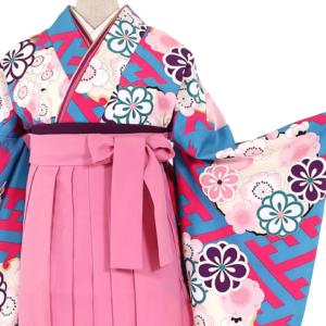 卒業袴レンタル大きいサイズ0145