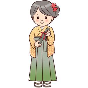宇都宮卒業袴レンタル相場安い12