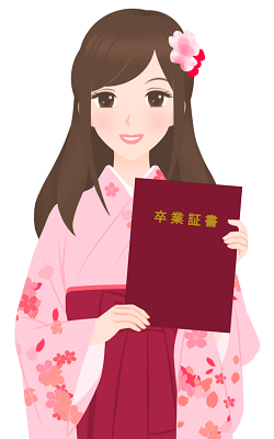 町田卒業袴レンタル相場安い33-250縦長