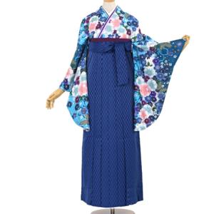 トールサイズ卒業袴レンタル0686