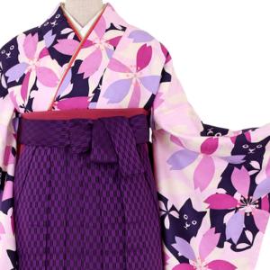 卒業袴レンタル0056SM帯