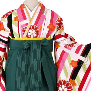 卒業袴レンタル0027-2L帯