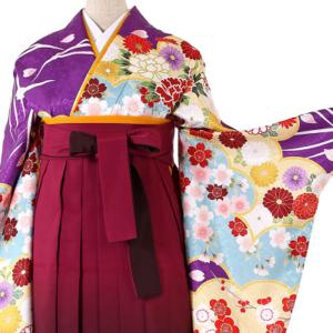 卒業袴レンタル0211SM帯